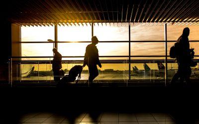 A reptéren